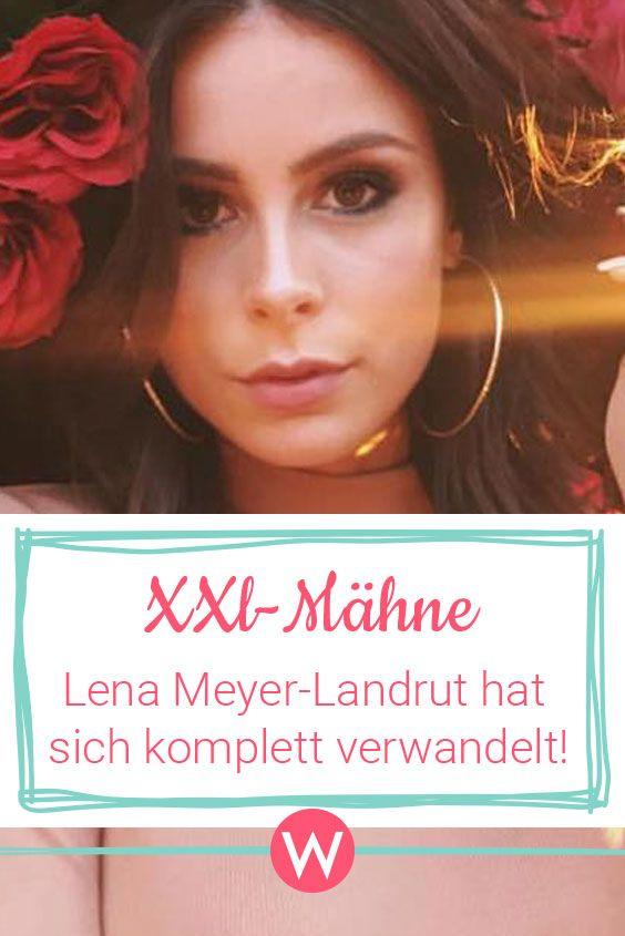 Lena Meyer Landrut Neuer Look Zum Comeback Lena Pinterest
