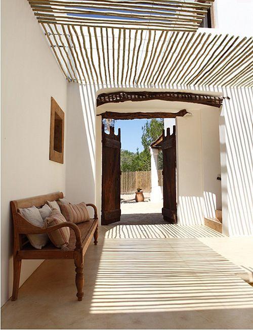 Ibiza style , Sol y Sombras