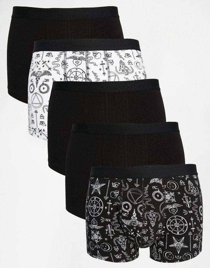 Trunks With Mystic Print http://bit.ly/1HAtbTc
