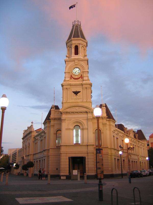 Fremantle Town Hall #Australia