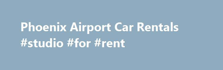 Phoenix Airport Car Rentals #studio #for #rent http://rentals.remmont.com/phoenix-airport-car-rentals-studio-for-rent/  #rental cars phoenix airport # Phoenix Airport Car Rental Choose Thrifty for Phoenix airport rental cars In the heart of the Southwest, Phoenix is the capital of Arizona, the 14 th -largest metropolitan area in the country and home to more than 4.2 million people. In addition, it boasts Arizona State University, the headquarters forContinue readingTitled as follows…