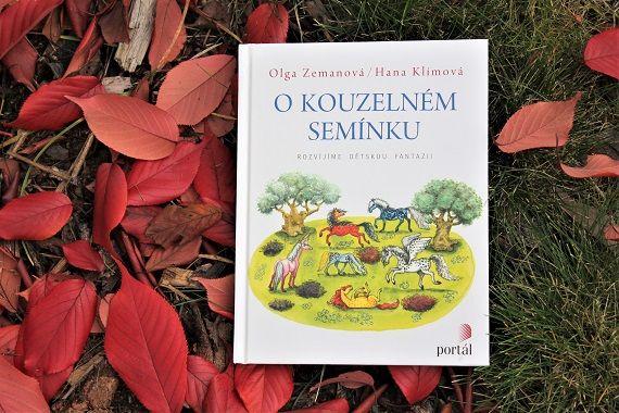 Navštivte fantazii dítěte s knihou O kouzelném semínku