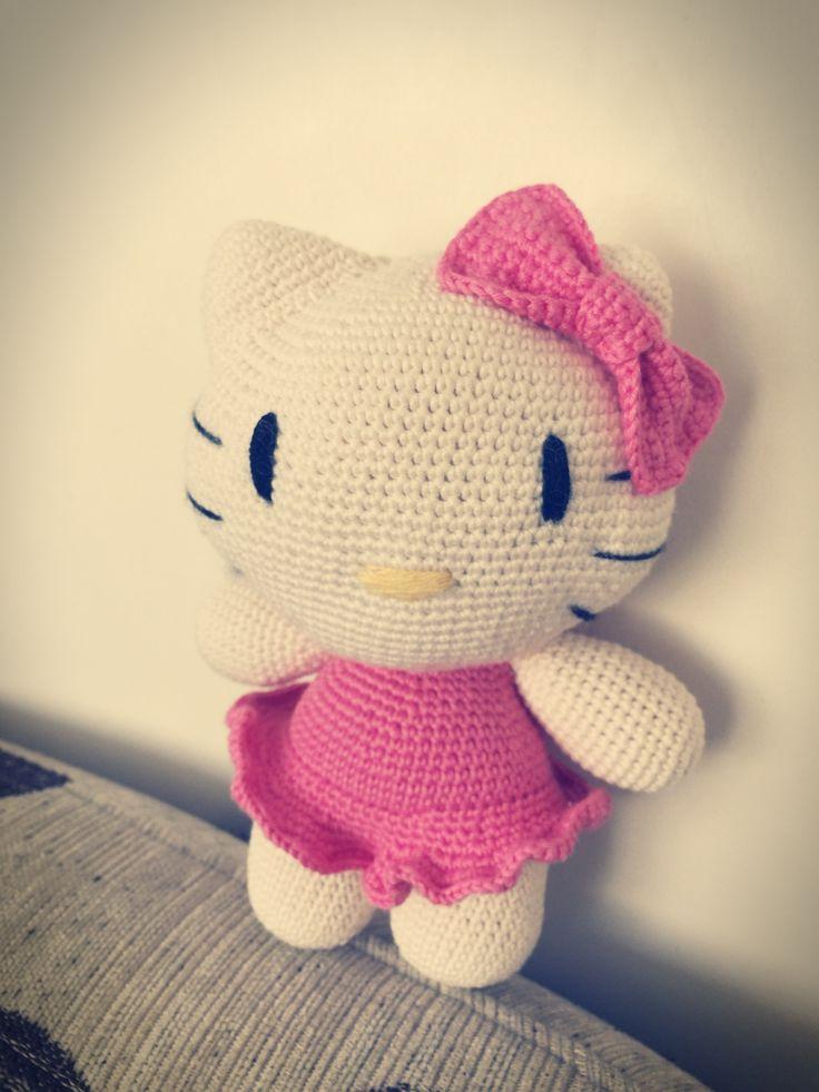 Amigurumi hello kitty ❣️❣️