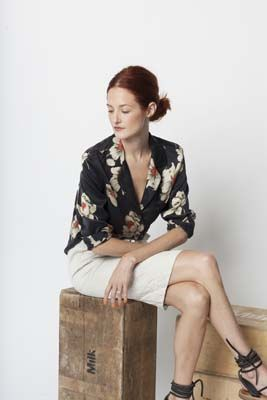 Taylor Tomasi Hill in Equipment