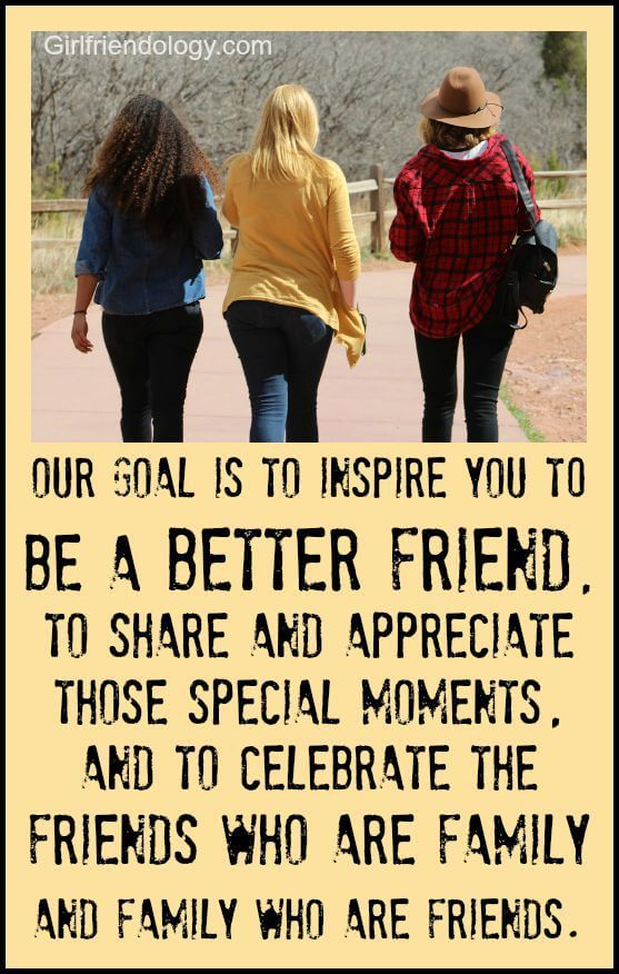 Celebrating International Women's Friendship Month - inspiring women to be better friends - celebrating FRIENDS who are FAMILY :)