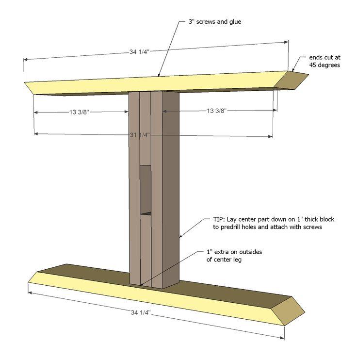 Pedestal Desk Plans Free WoodWorking Projects & Plans