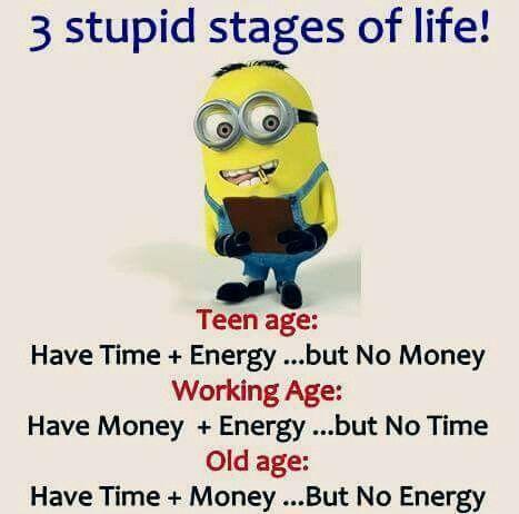 Haha....kinda true!