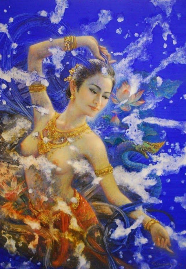สมภพ บุตราช(Sompop Budtarad)... | Kai Fine Art