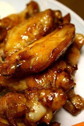 Ghost Pepper Chili Chicken Wings This has DANNY written all over it!