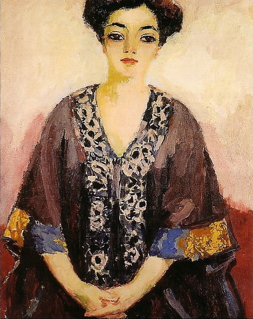 Kees van Dongen (1910) by Cea., via Flickr