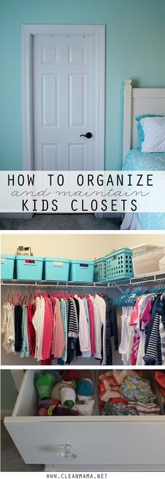 If you have children and they have a closet and/or a dresser and clothing, chances are there are some issues regarding clothes, organization, and laundry. While teaching kids to be tidy might be important to you, it's probably not on their radar. Instead, doing a couple things to set them up for success is probably... (read more...)