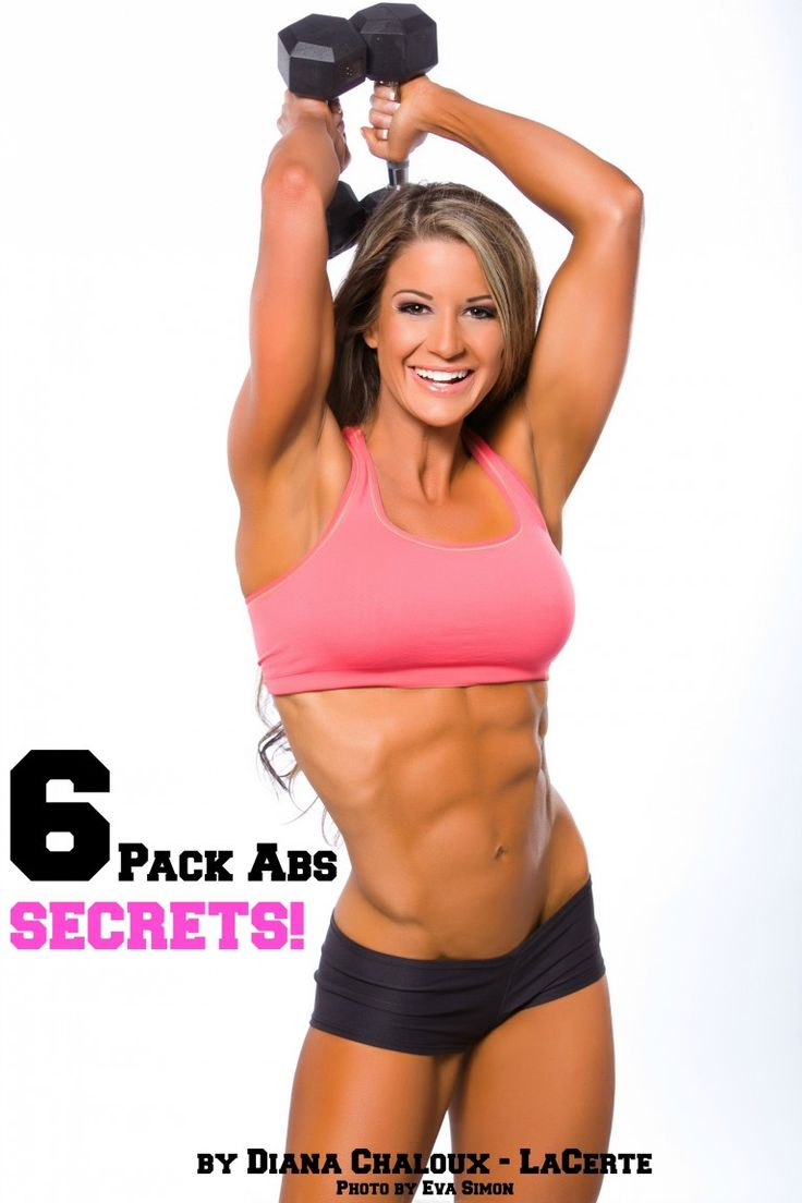 Six Pack Abs Secrets