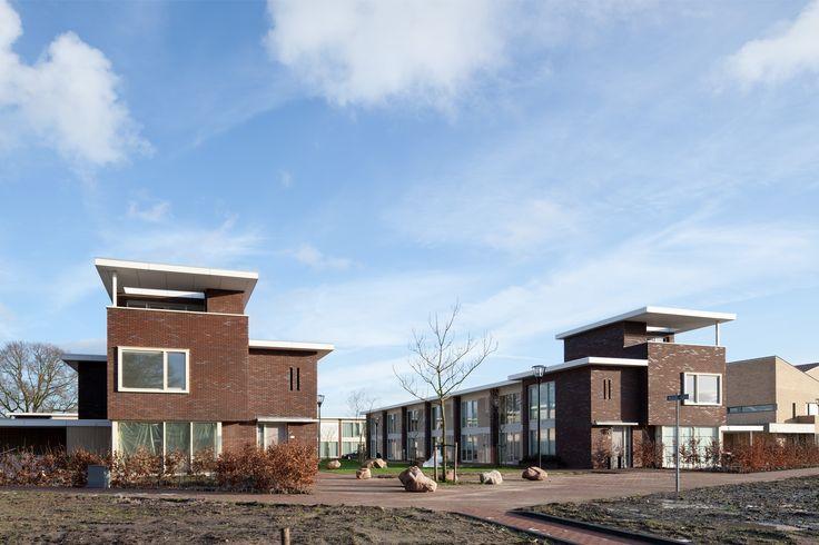 Hilberink Bosch Architecten , 85 Goirle, 22 woningen