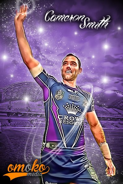 Cameron Smith, Melbourne Storm.