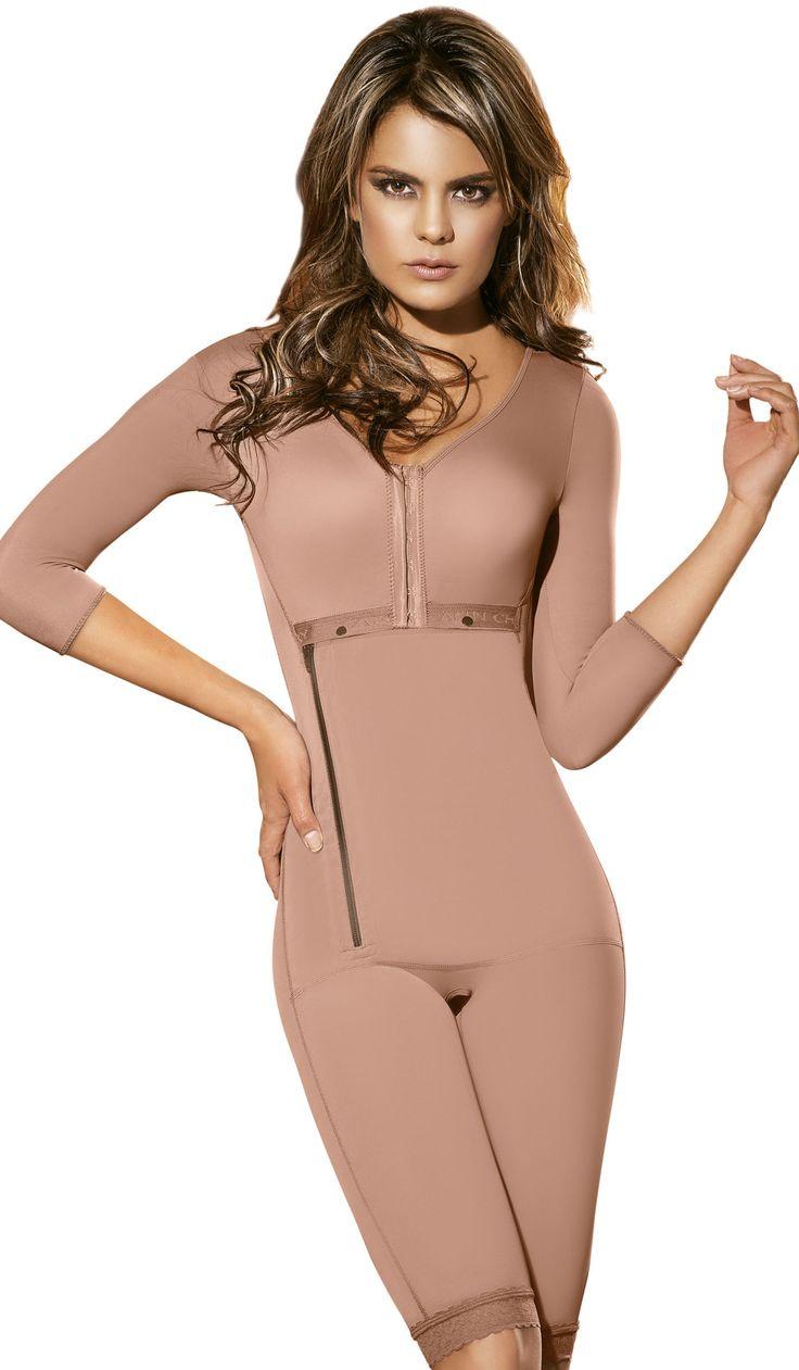 Ann Chery 5008 Renata Fajas Postquirurgicas Compression Bodysuit