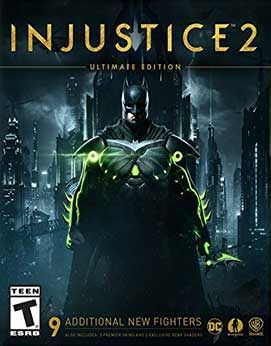Injustice 2 Ultimate Edition Full Unlocked Injustice 2 Xbox One