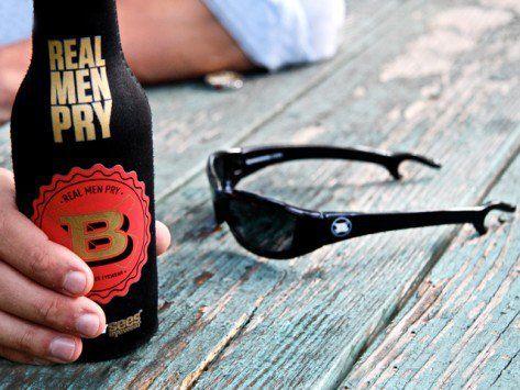 Bottle-Opener Sunglasses for Men from Brewsees Eyewear