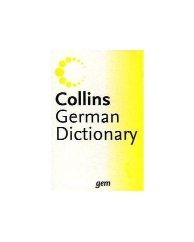 Collins German Dictionary, buy german dictionary, online book store in gurgaon