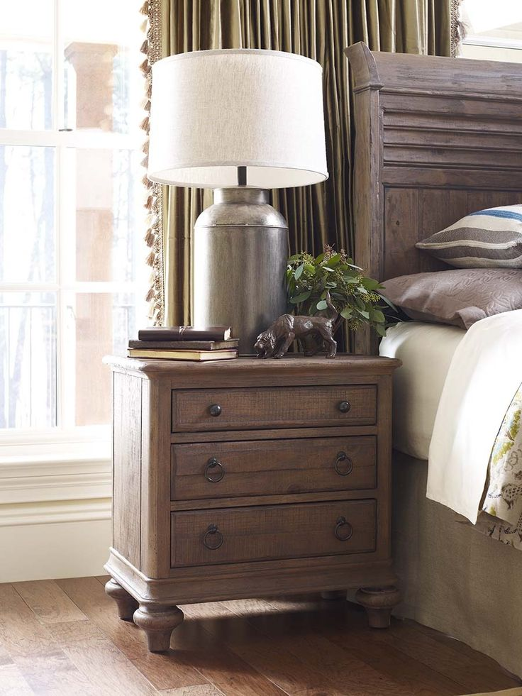 Weatherford Nightstand   Kincaid   Home Gallery Stores   Kincaid FurnitureDecorative  ObjectsBedside TablesBedroom FurnitureCasual StylesSolid Wood. 60 best Sweet Dreams images on Pinterest   Sweet dreams  Kincaid