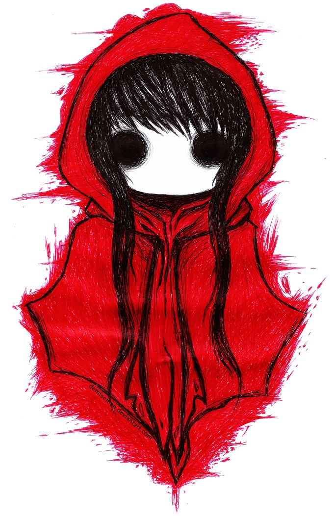 Red Riding Hood by *DemiseMAN on deviantART
