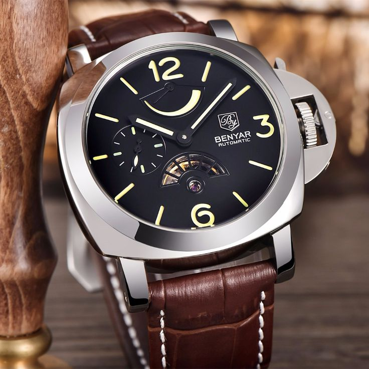 2016 Brand BENYAR Mechanical Watch Fashion Sport Wristwatches Waterproof Military Watches Men Luxury Top relogio masculino     Tag a friend who would love this!     FREE Shipping Worldwide     Buy one here---> https://shoppingafter.com/products/2016-brand-benyar-mechanical-watch-fashion-sport-wristwatches-waterproof-military-watches-men-luxury-top-relogio-masculino/