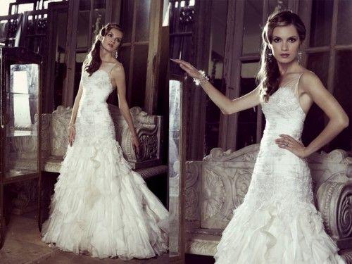 Feminine And Romantic Wedding Gowns By Elizabeth Stockenstrom | Weddingomania