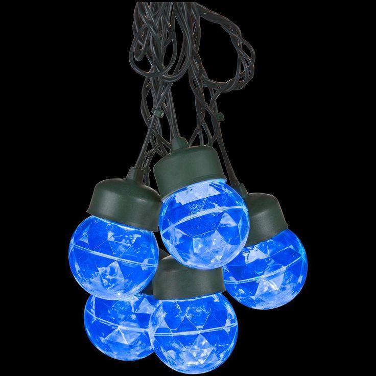25 best Blue LED Christmas Lights images on Pinterest | Led ...