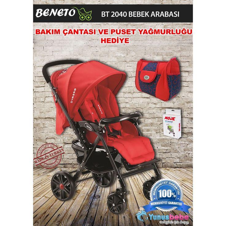 Beneto Bt-2040 Leone Aluminyum Bebek Arabası - n11.com