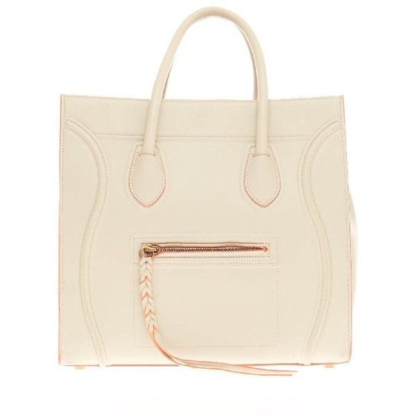 Pre-owned Celine Tote (¡ê1,605) ? liked on Polyvore featuring bags ...