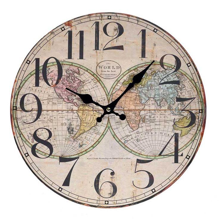 Ceas de perete Globus