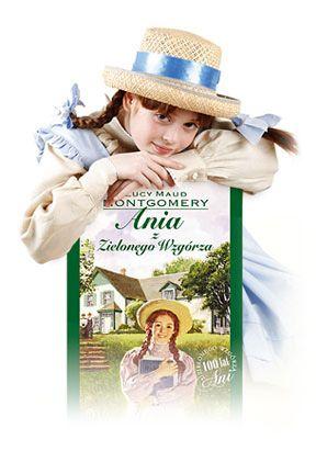 Lucy Maud Montgomery - Ania z Zielonego Wzgórza