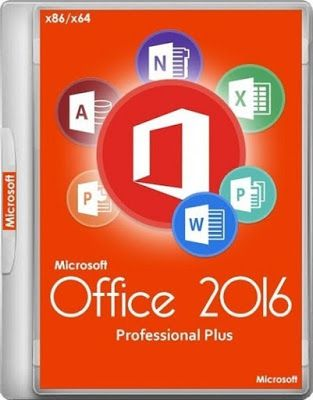 Microsoft Office Professional Plus 2016 V16.0.4312.1000  Activator Free Download