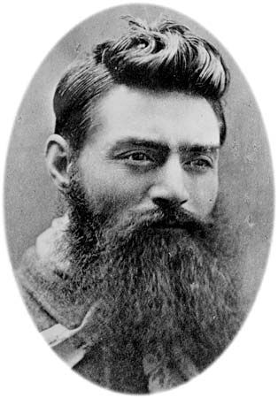 Ned Kelly - the most famous Australian bushranger of all time!