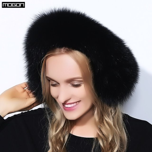 Cache Oreille Promotion 2016 Fashion Trend Winter Full Leather Natural Fox Fur Ear Muffs Thermal Girl Women's Earmuffs Package