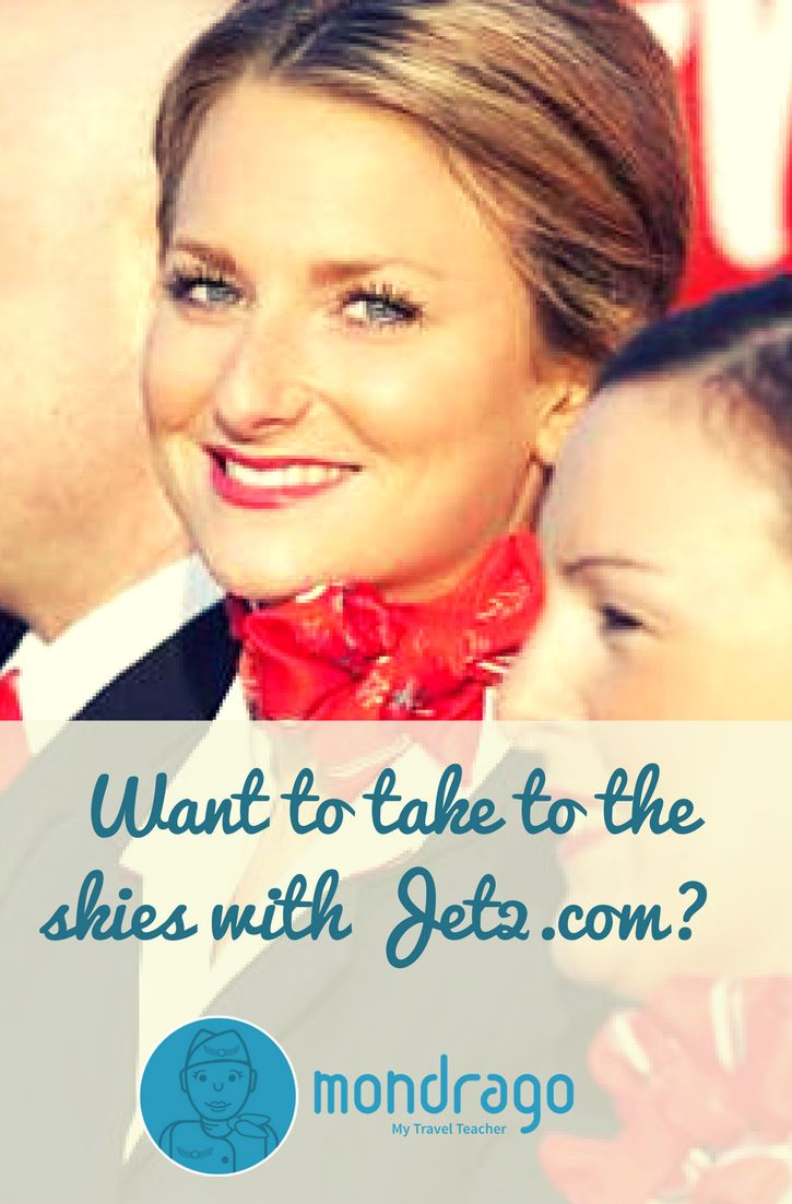 Do you dream of being Jet2.com cabin crew? Then let us help! Here at Mondrago- My Travel Teacher we can help you make your cabin crew dreams come true. So, if you're looking for cabin crew interview tips, then please come and visit us. You can find us at http://mondrago.co.uk. And whilst you are there, you can grab a FREE copy of the CV I used to be invited to a Jet2.com cabin crew assessment day. You're very welcome and we hope to see you on our site very soon. Pauline x