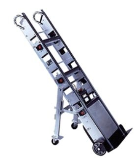 17 images about power stair climbing hand trucks on for Motorized stair climbing dolly rental