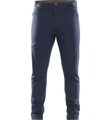 Breccia Lite Pant Men - Completely fluorocarbon free softshell pant made from a light yet durable Flexable®, providing the optimum balance of wind and water resistance together with excellent breathability.