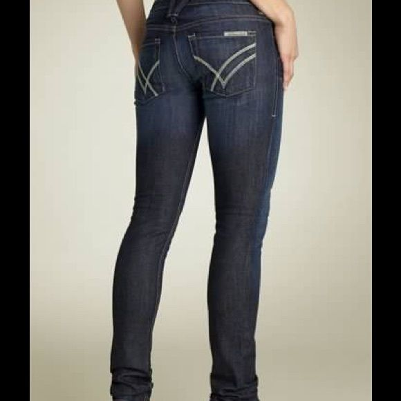 Figure Flattering William Rast Jeans I love these- they hug in all the right places.  Great for Saturday day or pair with some heels for Saturday night! William Rast Jeans Skinny
