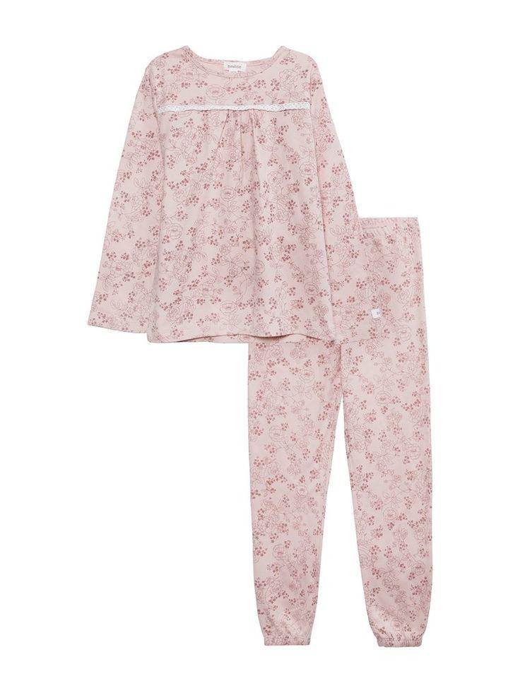 Pyjamas, Rosa, Kids - KappAhl
