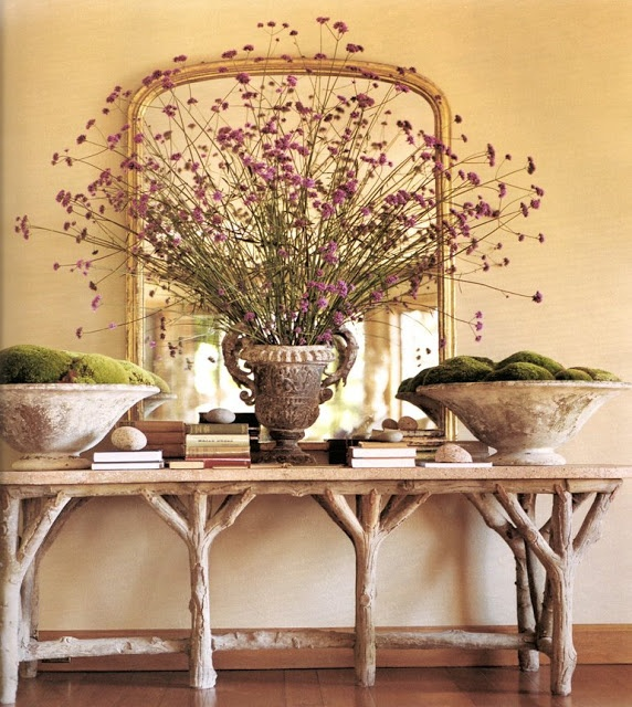 Foyer Table Arrangements : Best display images on pinterest home ideas homes