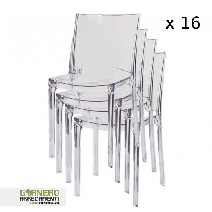 Sedie per sala da pranzo prezzi free albatros milano for Ikea sedie trasparenti
