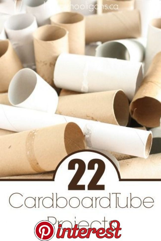 30 Cardboard Roll Projects Tons Of Ideas Here For Art Crafts And Activities Using Toilet Paper Cardboard Crafts Paper Roll Crafts Toilet Paper Roll Crafts