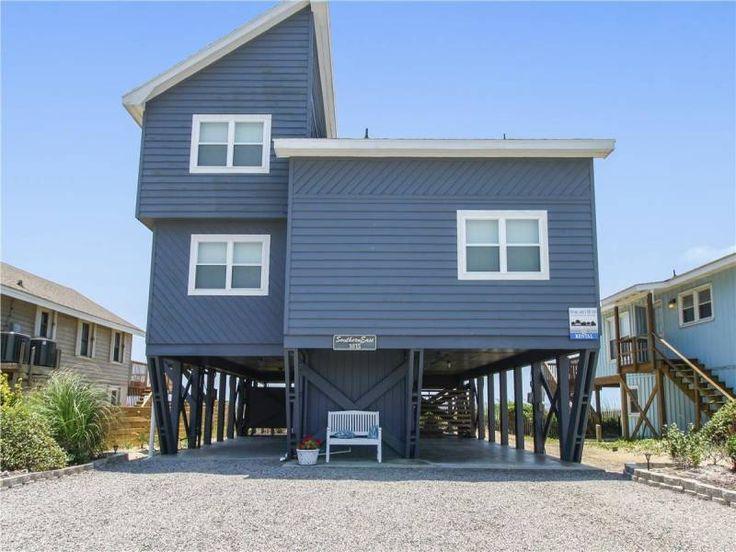 Oak Island West Beach NC Rental Homes | Margaret Rudd