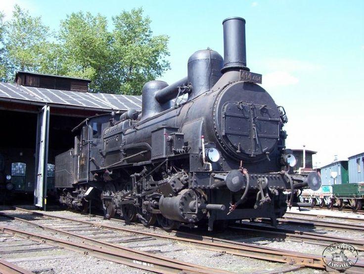Tip na výlet s dětmi: Nostalgické jízdy historickými vlaky - Železniční muzeum Jaroměř, Zdroj: Železniční muzeum Jaroměř