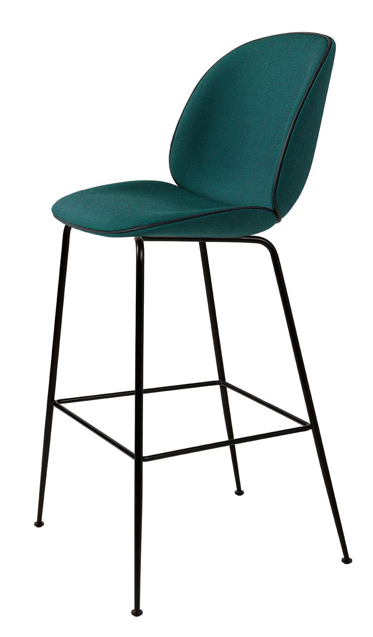 Beetle Stool Fully Upholstered With Canv