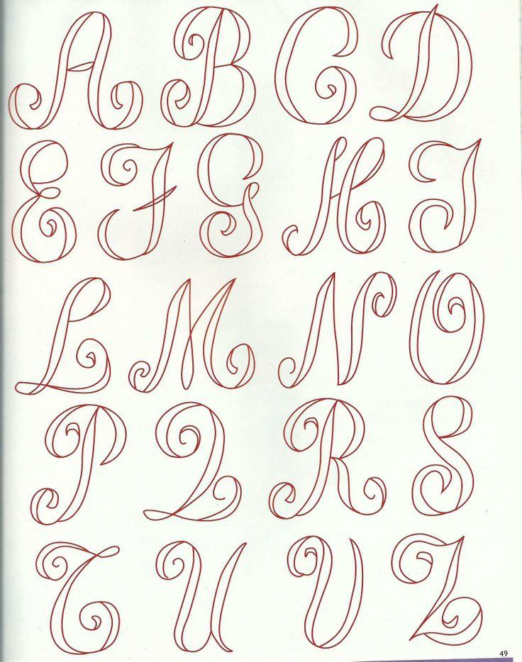 Lettere classiche 1 cifre e lettere da ricamare for Ricamo punto croce lettere
