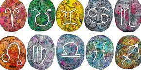 Votre signe sur vos réflexions les plus intimes : La roue du zodiaque est une bande de 360 degrés et renferme les douze signes astrologiques. Chacun de