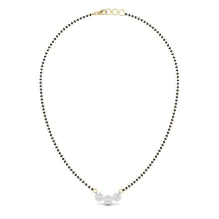 Samaira Mangalsutra Jewellery India Online - CaratLane.com
