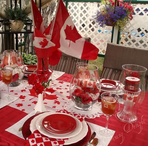1000 images about canada day ideas on pinterest canada for B day decoration