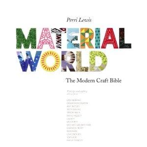 Perri Lewis book #MaterialWorld